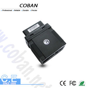 Auto GPS-Verfolger GPS306 OBD-II mit Diagnostik-und Kraftstoff-Monitor-Funktion