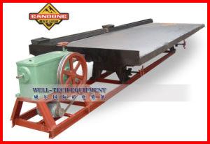 Rütteln des Tisches für Seifenerz-Goldkonzentrations-Maschine