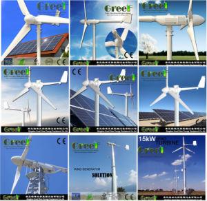 Accueil 600W 1kw du vent solaire Système d'alimentation hybride