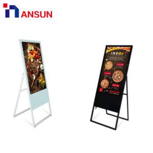 Ультратонкий портативный USB-сети Digital Signage реклама плеер для магазинов