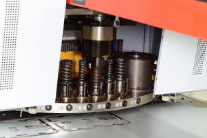 Macchina con comando a motore Doppia-Servor del punzone della torretta di CNC