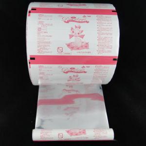 De automatische Zakken van het Broodje van de Verpakking Plastic voor de Chocoladereep Mej.-Lp145 van de Snack