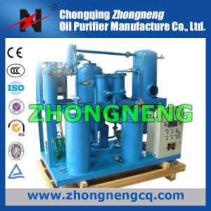 Máquina de purificación de aceite hidráulico de vacío