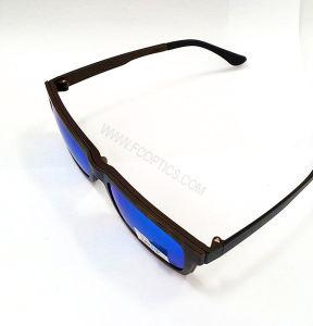 Manier Optisch met de KlemGlazen van de Magneet