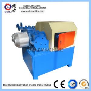 Gomma utilizzata investimento basso che ricicla riga macchina della polvere per protezione dell'ambiente