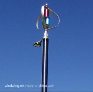 200W Maglev ветряной мельницы генератор для светодиодный индикатор проекта
