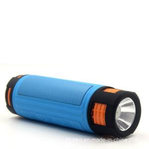 Torcia elettrica impermeabile di CC con l'amplificatore di Bluetooth dell'altoparlante di Bluetooth