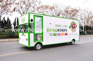 Тележка для мобильных ПК/погрузчика для продажи овощей и фруктов для продажи