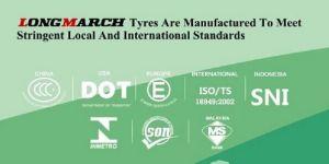 LONGMARCH DriveかSteer/Trailer Radial TBR Truck Tyre (LM201)