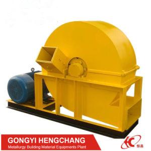 木炭生産ライン生物量のタケか木粉砕機