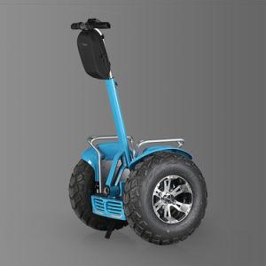 2 Rad-Golf-Karre4000w 72V elektrischer Chariot weg vom Straßen-elektrischen Roller