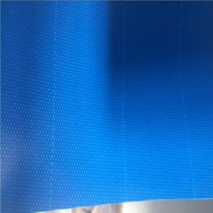 Fabricante China tejidos de poliéster recubierto de PVC