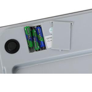 200kg acier Stailess Grand écran électronique de l'échelle échelle personnelle Chambre d'hôtel