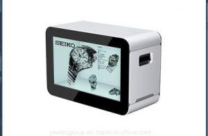 Tela LCD transparente Yashi 39, frigorífico com visor LCD transparente