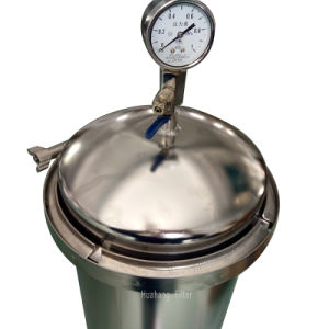 Быстрая загрузка из нержавеющей стали precision фильтр для воды