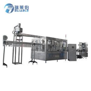 500ml het Vullen van het Water van de Fles van het huisdier de Automatische Minerale Zuivere Machine van de Verpakking