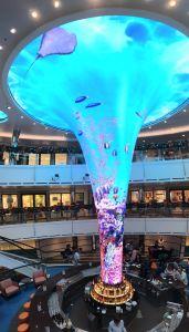 Mini affichage LED de plein air pour la publicité