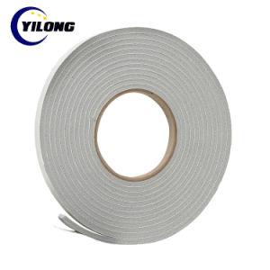 Blanco de alta densidad a doble cara cinta de espuma de PE