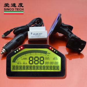 6,5-дюймовый Obdii Bluetooth гоночной машины измерительные приборы цифровой дисплей не903