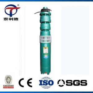 Tiefe Vertiefung Wechselstrom-elektrische versenkbare Wasser-Pumpe für landwirtschaftliches