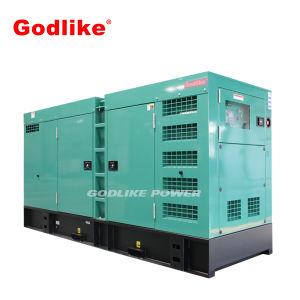 공장 판매 Cummins 디젤 엔진 발전기 160kVA/128kw 최고 침묵하는 Genset