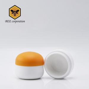 プラスチック装飾的な瓶の日のナイトクリーム(BQH-50)のための包装の瓶のクリーム色の瓶