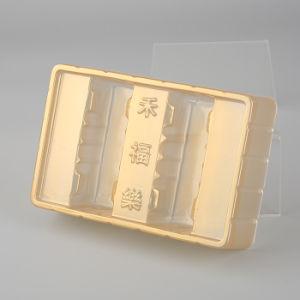 Personalizar a embalagem de plástico de embalagem de chocolate