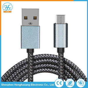 Phone移動式5V/2.1A Electric Micro USB Data Charger Cable