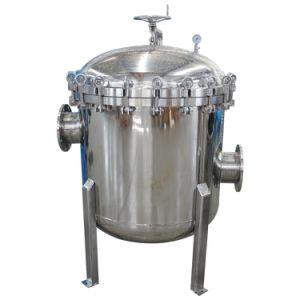 El tratamiento de agua Filtro de Mangas de acero inoxidable