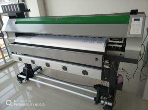 100pulgadas Eco solvente impresora y Plotter