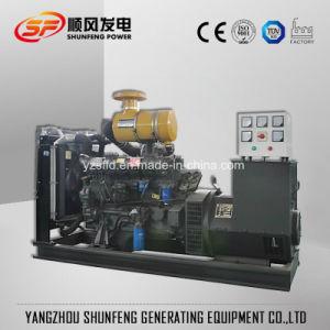Weichai 디젤 엔진을%s 가진 120kw 전력 발생