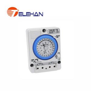 Tb-35 / tb35-N AC110V-220V 10A Timer mecánico manual /Control Automático rango de distribución del tiempo de 24h Contacto con la batería