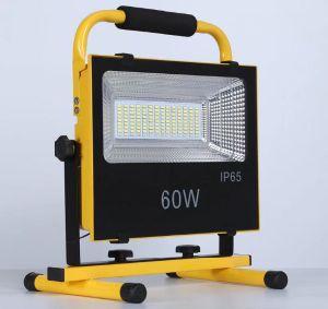 20W/30W/40W/50W Foco recargable LED Proyectores de luz LED de exterior AC85-265V de la luz exterior