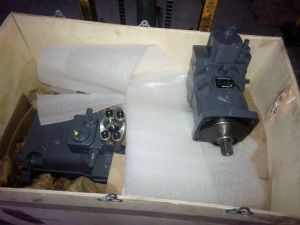 Rexroth A7vo55 Bomba de pistón hidráulico