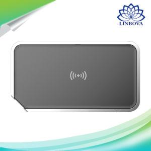 Móvil de carga inalámbrica caja acústica altavoz Bluetooth para iPhone Android Altavoz exterior