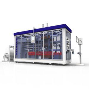 Supermarché Customized-Mold Panosonic PLC palette plastique Thermoformer vide