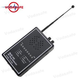 Verificación de la señal de audio Buscador de lente+ + 3G de expertos de detección de 2100, la cámara inalámbrica Wireless Bug Bug RF Detector+8-LED de indicación de la intensidad de señal detector