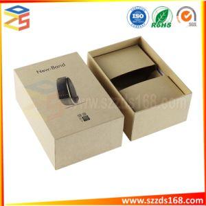 クラフト紙が付いている電気の製品ボックス