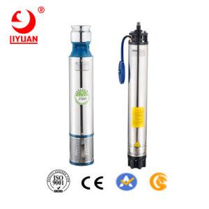 6 Zoll Qj versenkbare Bohrloch-Wasser-Pumpe