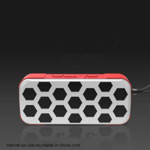 Form-Shockproof im Freien Audiospieler-Gebrauch-beweglicher Lautsprecher-Radioapparat-Lautsprecher