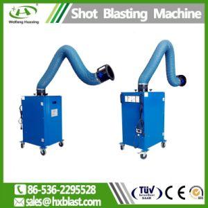 Мини-Size медицинских газов съемника/переносных устройств для сбора пыли/мобильный лазерный дым съемника