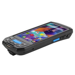Leser-des Telefon-NFC Terminalleser-2D Barcode-Scanner drahtloses PDA ShenzhenBluetooth 13.56MHz Handdes android-RFID mobile UHFRFID
