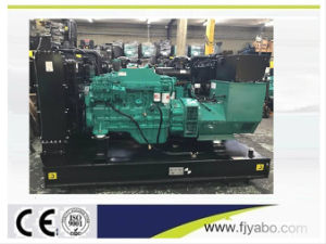China Factory 50kVA 100kVA 150kVA 200kVA gerador Diesel do Motor Cummins