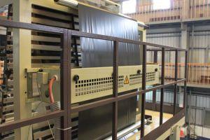 Stabiele Output Machine van de Film van 2 Laag de Plastic Geblazen voor de Zak van het Water