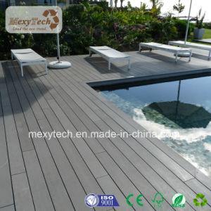 O composto de plástico de madeira de fornecedor de Guangdong piscina impermeável Deck WPC