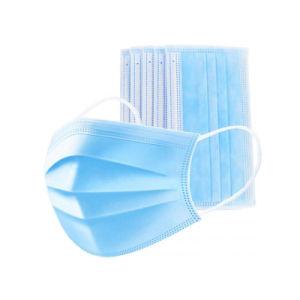 Máscara de protección contra polvo mascarillas de algodón para adultos