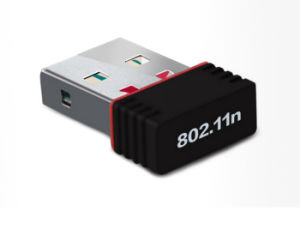 150 Мбит/с беспроводной адаптер USB 802.11 b/g/n для беспроводной сетевой платы