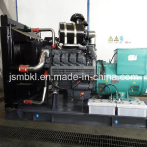 gruppo elettrogeno di potenza di motore diesel di 400kw/500kVA Deutz