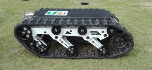 Telaio di gomma del robot della pista RC (K01SP8AT9)