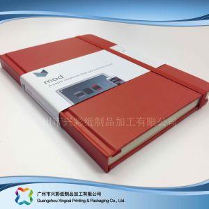 Deckel-Organisator-Notizbuch des Büro-/Kursteilnehmer-Zubehör-Paper/PVC/Leather (xc-6-004)